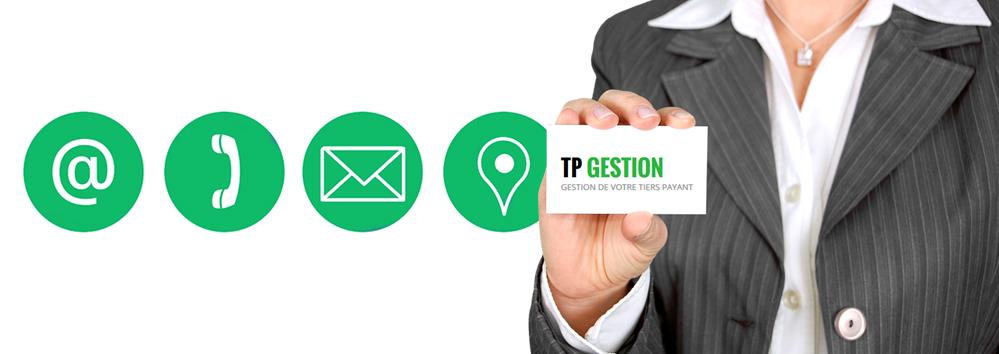 CONTACT TP GESTION SANTE - Gestion Tiers payant santé